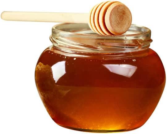 Натуральный гречишный мёд