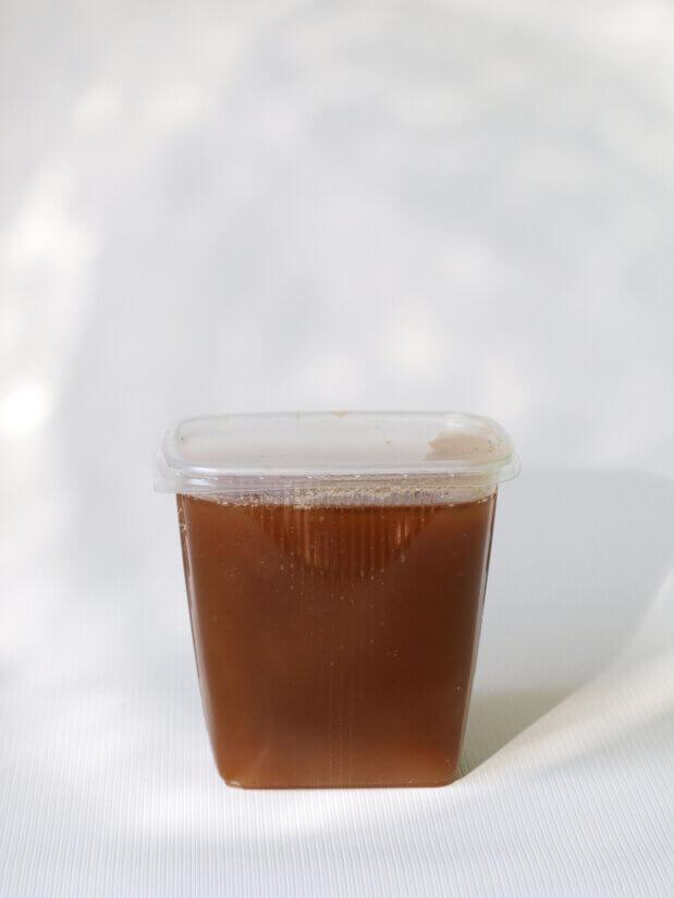 Мед гречишный 500 гр.