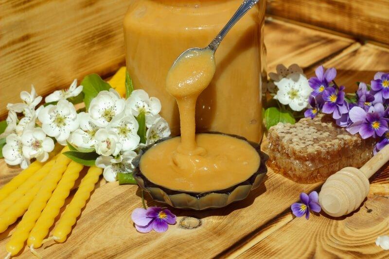 Таежный мёд