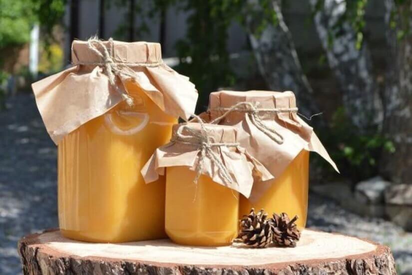 лесной мёд 2