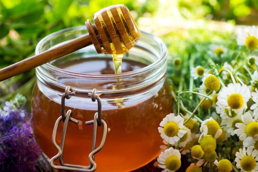мёд разнотравья